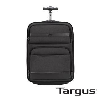 【Targus】Citysmart 簡潔商務電腦拉桿箱(15.6吋 筆電適用/可登機)  Targus