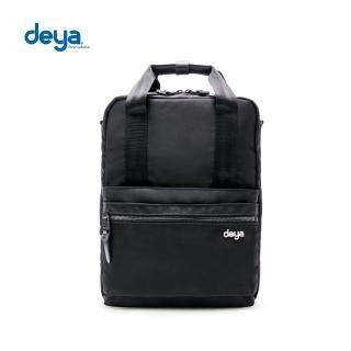 【deya】天生莊重電腦三用背包(手提/肩背/後背)  deya