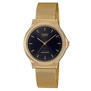 【CASIO 卡西歐】CASIO 簡約指針錶 米蘭錶帶 日常防水 可調式錶扣(MQ-24MG-1E)推薦折扣  CASIO 卡西歐