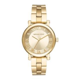 【Michael Kors】金色典雅羅馬數字時尚腕錶(MK3560)強力推薦  Michael Kors