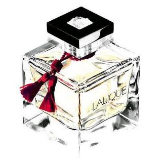 【LALIQUE 萊儷】Lalique 紅色經典女性淡香精(50ml)  LALIQUE 萊儷