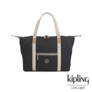 【KIPLING】城市探索霧灰手提側背包-ART M-EDGELAND系列  KIPLING