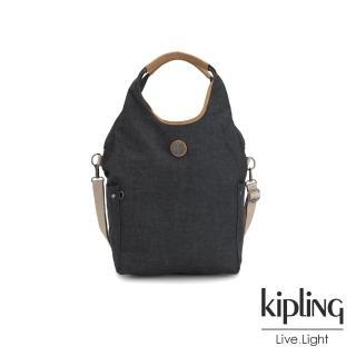 【KIPLING】城市探索霧灰肩背側背包-URBANA-EDGELAND系列優惠推薦  KIPLING