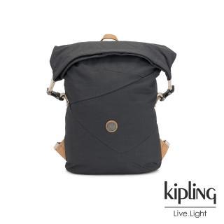 【KIPLING】城市探索霧灰插扣3way百變後背包-REDRO-EDGELAND系列  KIPLING