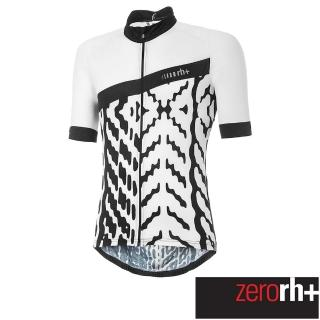 【ZeroRH+】義大利玩軌系列男仕專業自行車衣(白 ECU0633_21P)  ZeroRH+