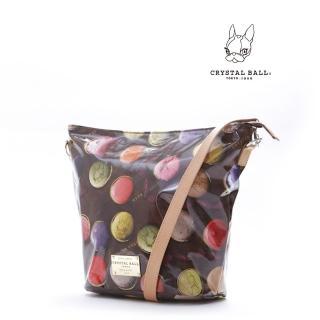 【CRYSTAL BALL】Macaron Dot水桶包  CRYSTAL BALL