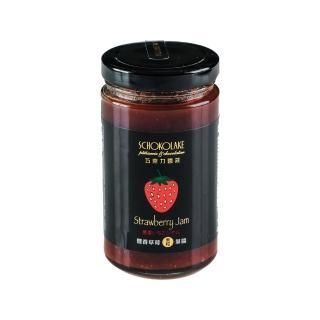 【巧克力雲莊】豐香草莓果醬(無添加香料、色素、防腐劑)評價推薦  巧克力雲莊