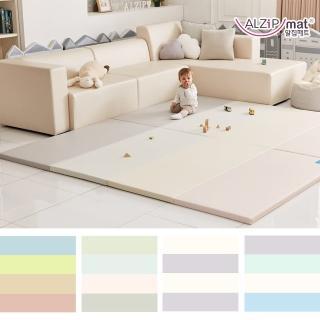 【Alzipmat】韓國手工製 時尚經典四折折疊墊 -(五款) 推薦  Alzipmat