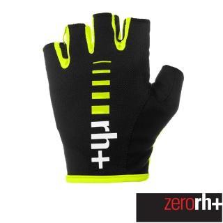 【ZeroRH+】義大利摩斯系列自行車手套(螢光黃 ECX9153_917)  ZeroRH+