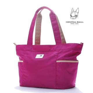 【CRYSTAL BALL】2way Light Baby Tote Bag行李托特包折扣推薦  CRYSTAL BALL