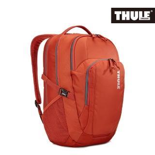 【Thule 都樂】★Campus 31L電腦後背包(TCAM-5116-橘紅)  Thule 都樂