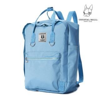 【CRYSTAL BALL】Square backpack休閒後背包 推薦  CRYSTAL BALL