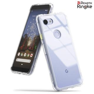 【Ringke】Rearth Pixel 3a (Fusion) 透明背蓋防撞手機殼(Pixel 3a 透明背蓋防撞手機殼)