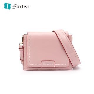 【Sarlisi】夏麗絲新款高級感包包洋氣斜挎女包斜背包時尚單肩包百搭側背包(小包款)  Sarlisi