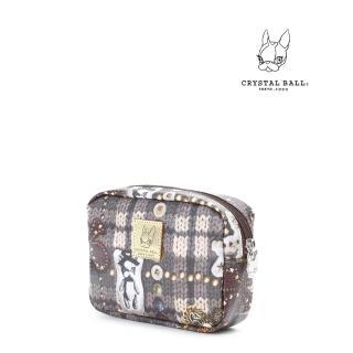 【CRYSTAL BALL】Cafe Toricot化妝小物包  CRYSTAL BALL