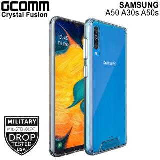 【GCOMM】Galaxy A50 晶透軍規防摔殼 Crystal Fusion(Galaxy A50)