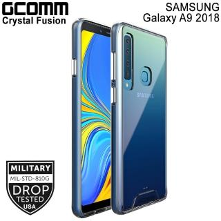 【GCOMM】Galaxy A9 2018 晶透軍規防摔殼 Crystal Fusion(Galaxy A9 2018)