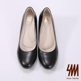 【SM】OL素面低跟淑女鞋(素面低跟淑女鞋)  SM