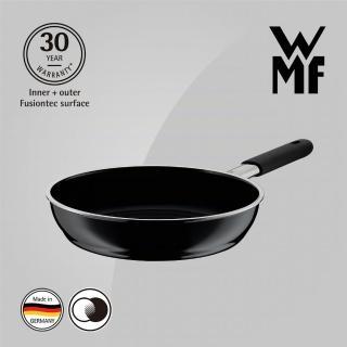 【WMF】Fusiontec 平底煎鍋 24cm(黑色)折扣推薦  WMF