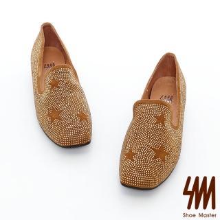 【SM】MOMO可愛款_方頭星星平底樂福鞋(方頭星星平底樂福鞋)好評推薦  SM