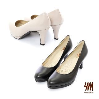 【SM】MOMO真皮款-優雅可愛高跟鞋(優雅可愛高跟鞋)優惠推薦  SM