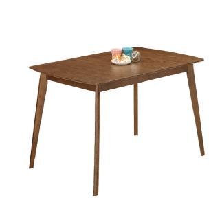【Bernice】克羅5尺多功能拉合餐桌  Bernice