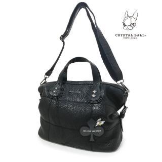 【CRYSTAL BALL】GM 3Way Leather Boston bag時尚多WAY包  CRYSTAL BALL