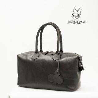 【CRYSTAL BALL】Clover Leather Boston Bag波士頓包  CRYSTAL BALL