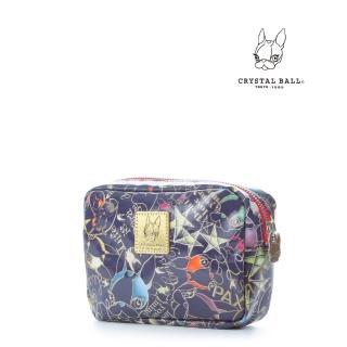 【CRYSTAL BALL】Frame Hippie化妝小物包好評推薦  CRYSTAL BALL