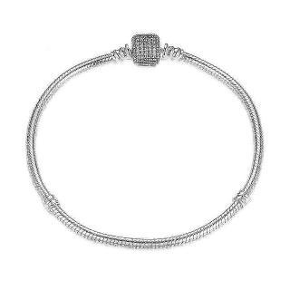 【RJ New York】純潔白銀朵拉元素S925純銀串珠手鍊(11色可選)  RJ New York