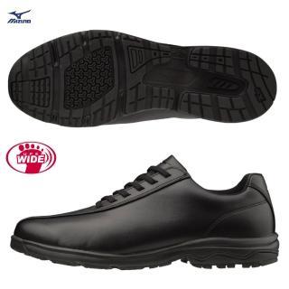 【MIZUNO 美津濃】LD40 SL 超寬楦男款健走鞋 B1GC191209(健走鞋)  MIZUNO 美津濃