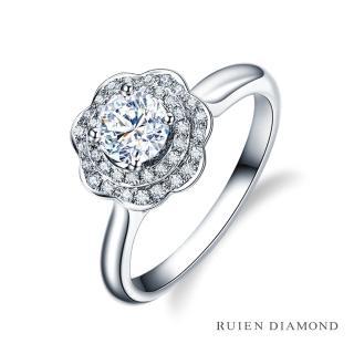 【RUIEN DIAMOND 瑞恩鑽石】GIA30分 D VVS2 3EX(18K金 鑽石戒指)好評推薦  RUIEN DIAMOND 瑞恩鑽石