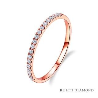 【RUIEN DIAMOND 瑞恩鑽石】輕珠寶系列 17分 鑽石戒指(18K金)  RUIEN DIAMOND 瑞恩鑽石