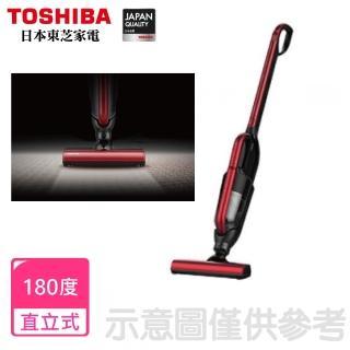 【TOSHIBA】直立式2合1無線吸塵器(VC-WL100APT)評價推薦  TOSHIBA