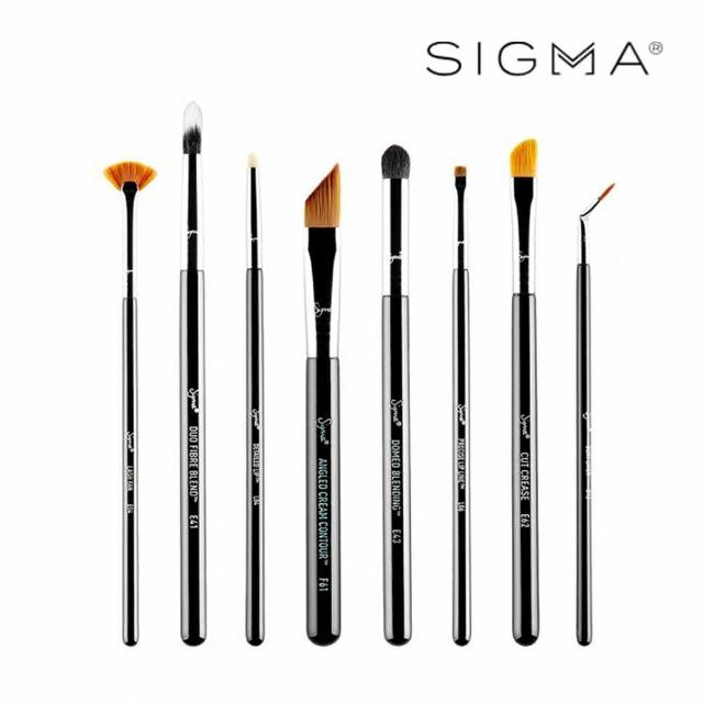 【Sigma】細部修飾刷具八件組 Detail Brush Set(原廠公司貨)