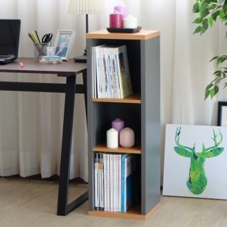 【EASY HOME】加厚三層開放式收納書櫃  EASY HOME