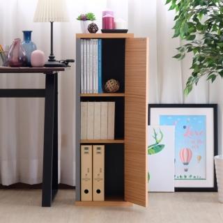 【EASY HOME】加厚三格一門收納書櫃優惠推薦  EASY HOME