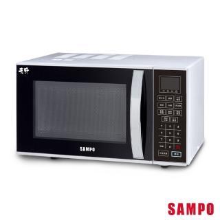 【SAMPO 聲寶】25L微電腦微波爐(RE-N825TM)品牌優惠  SAMPO 聲寶