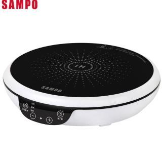 【SAMPO 聲寶】微電腦觸控變頻IH電磁爐(KM-BA12T)  SAMPO 聲寶