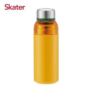 【Skater】濾網式不鏽鋼真空瓶400ml(南瓜)  Skater