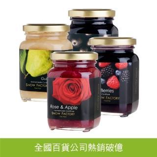 【雪坊優格】頂級手工 法式果醬 330元*2罐 + 360元*2罐 推薦  雪坊優格