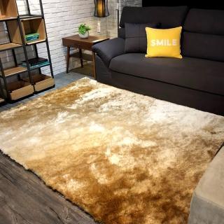【山德力】薇尼絲漸層系列地毯 - 漸變米 160x230cm(地毯 多色 溫暖 漸層 質感)折扣推薦  山德力