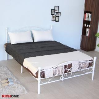 【RICHOME】夢麗5尺雙人床(經典設計)  RICHOME