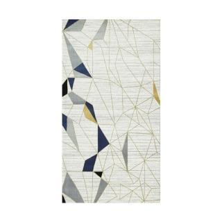 【山德力】現代幾何質感地毯-歐羅巴 80x150CM(氣派 現代 經典 客廳 起居室 書房 臥室)評價推薦  山德力