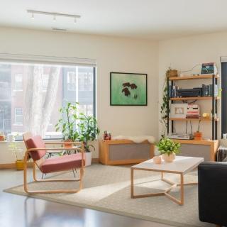 【山德力】幾何線條羊毛地毯- 朝陽 200X290CM(羊毛 氣派 現代 經典 客廳 起居室 書房)  山德力