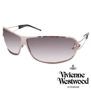 【Vivienne Westwood】金屬線條土星款光學眼鏡(金 VW627_02)  Vivienne Westwood