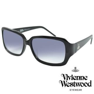 【Vivienne Westwood】英倫經典土星款光學眼鏡(黑 VW636_01)  Vivienne Westwood
