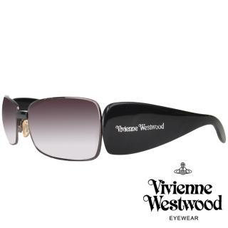 【Vivienne Westwood】英倫龐克搖滾款太陽眼鏡(黑 VW500_02)品牌優惠  Vivienne Westwood