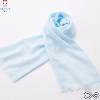 【今治織上】今治認證 抗UV輕量圍巾(色號 35)好評推薦  今治織上