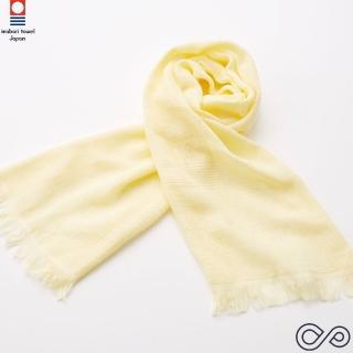 【今治織上】今治認證 抗UV輕量圍巾(色號 37)好評推薦  今治織上